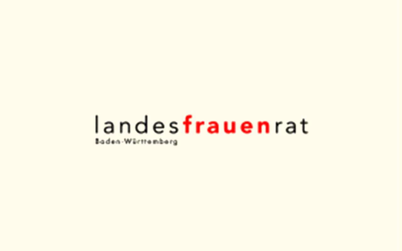 Logo des Landesfrauenrats Baden-Württemberg