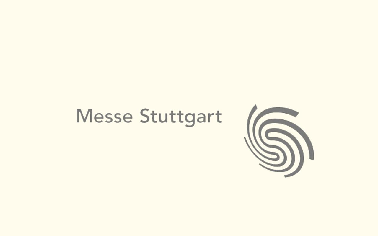 Logo der Messe Stuttgart