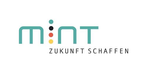 Mit Klick auf dieses Bild gelangen Sie auf die Website www.mintzukunftschaffen.de
