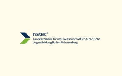 Mit Klick auf dieses Logo gelangen Sie zum Bündnispartner-Porträt des Landesverbands für naturwissenschaftlich-technische Jugendbildung Baden-Württemberg