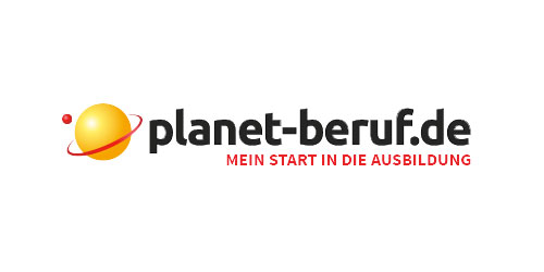 Mit dem Klick auf dieses Bild gelangen Sie auf die Website www.planet-beruf.de