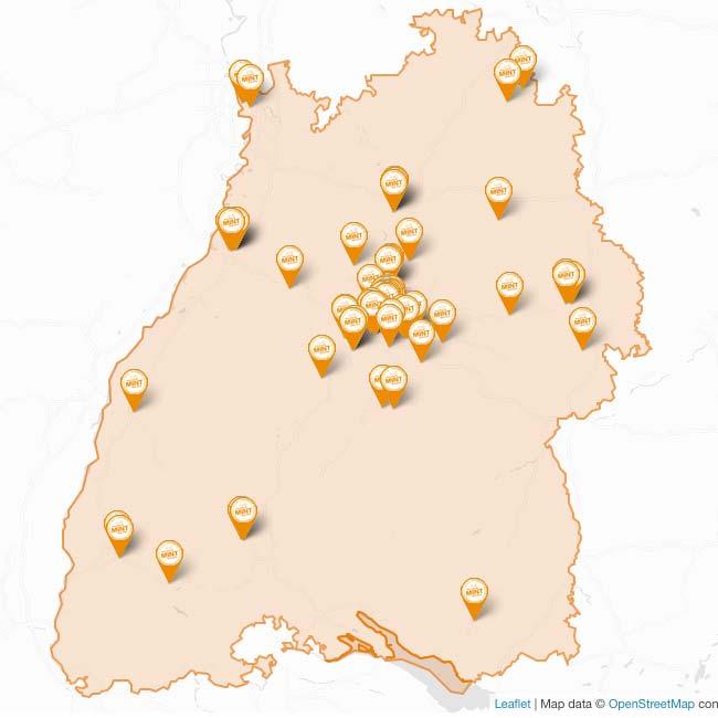 Mit Klick auf dieses Bild gelangen Sie zur interaktiven MINT-Map