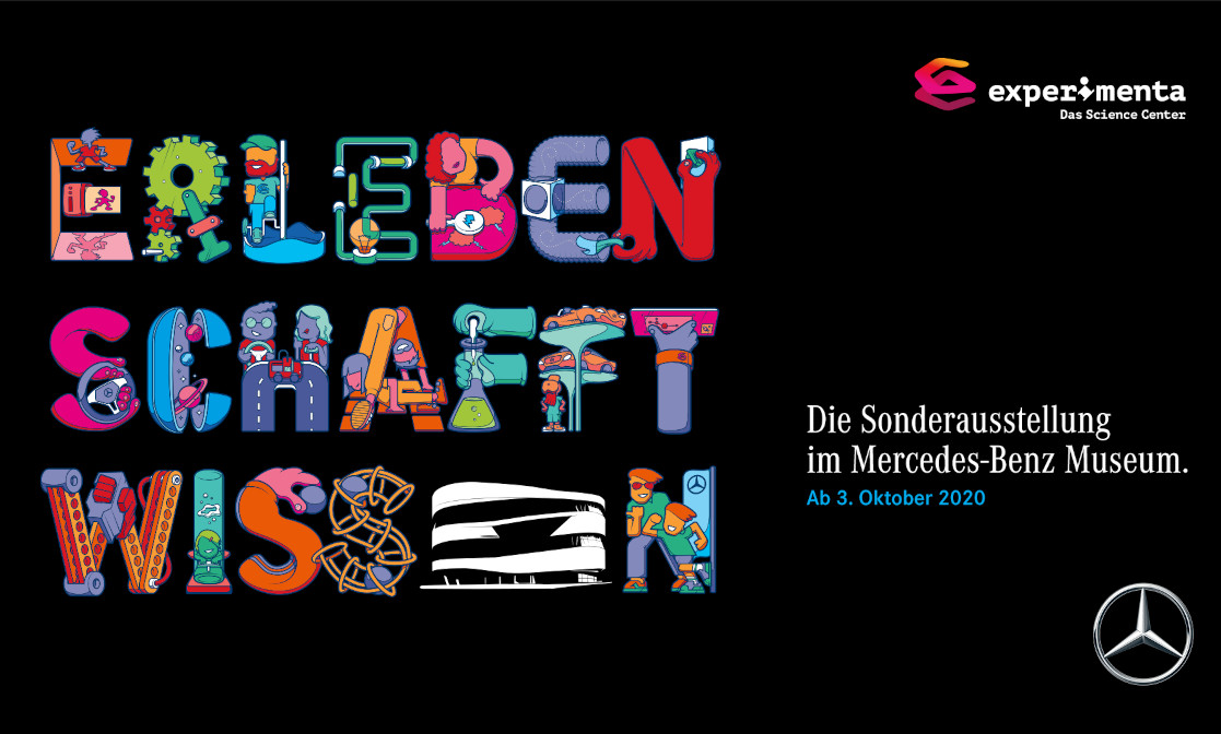Werbeplakat der Ausstellung