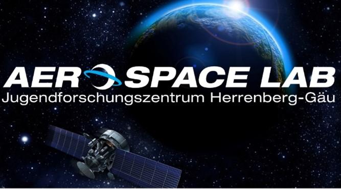 Das Logo von Aerospace Lab.