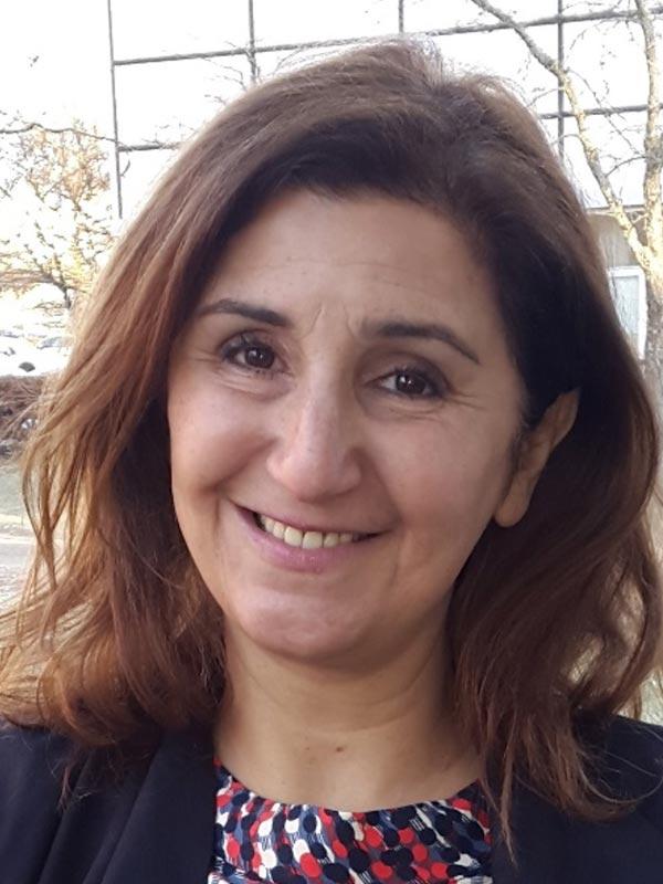 Portrait von Prof. Dr.-Ing. Nejila Parspour