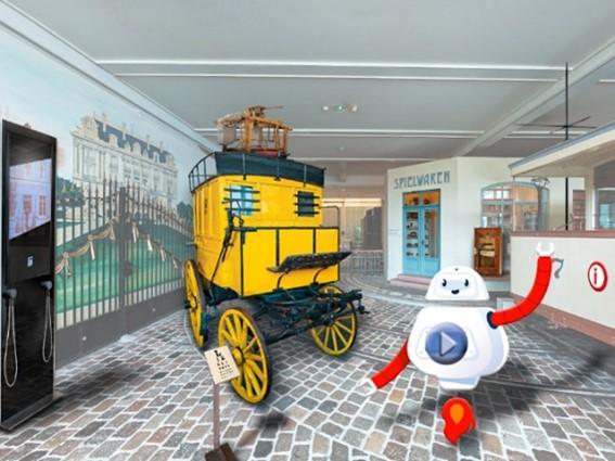 Der virtuelle Escape Room des Technoseums