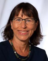 Das Bild zeigt die Biologin Dr. Barbara Müller.