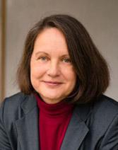 Das Bild zeigt das Porträt von Prof. Dr. Anette Weisbecker.