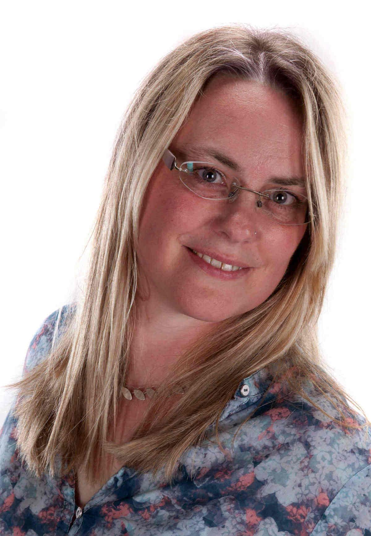 Das Bild zeigt die Pandemiebeauftragte Dr. Susanne Bublitz, die das Impfzentrum Öhringen mit aufgebaut hat.