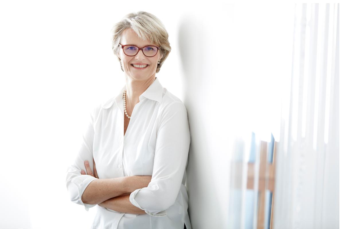 Das Bild zeigt Anja Karliczek, Bundesministerin für Bildung und Forschung BMBF