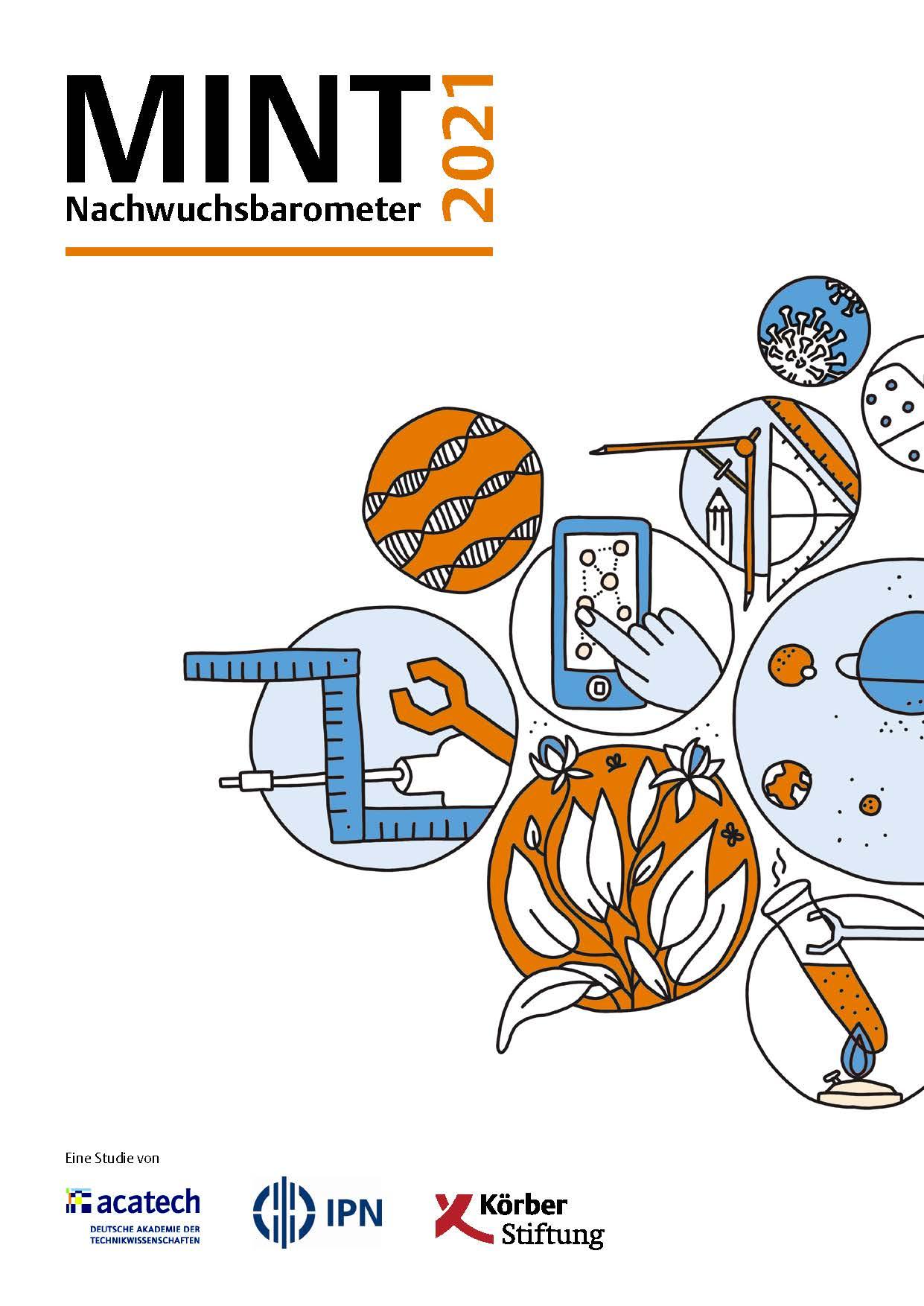 Mit Klick auf dieses Logo des Nachwuchsbarometer 2020 gelangen Sie zum zugehörigen Beitrag.