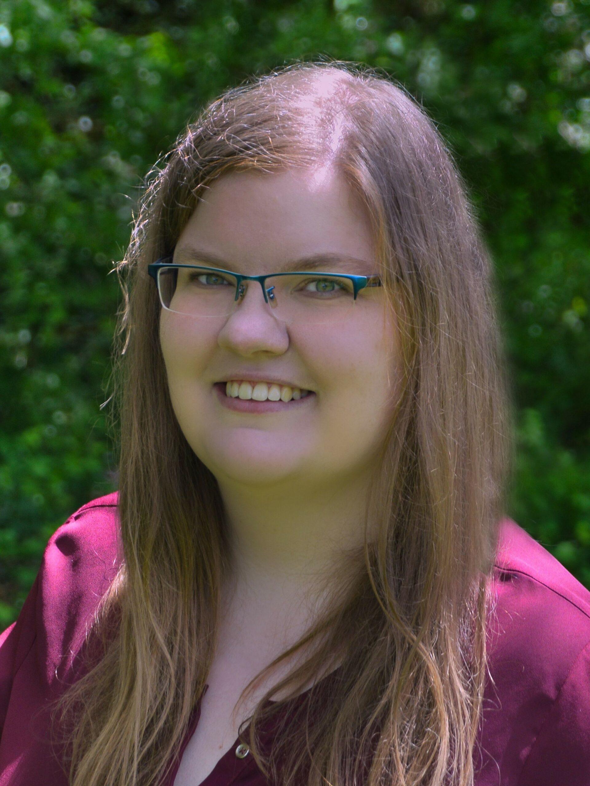Das Foto zeigt Annika Vielsack.