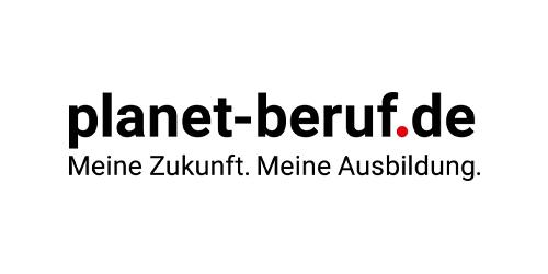 Mit Klick auf das Logo gelangen Sie zur Website von planet-beruf.de
