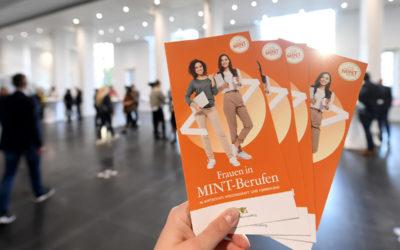"""Das Bündnis """"Frauen in MINT-Berufen"""" feiert zehnjähriges Bestehen!"""